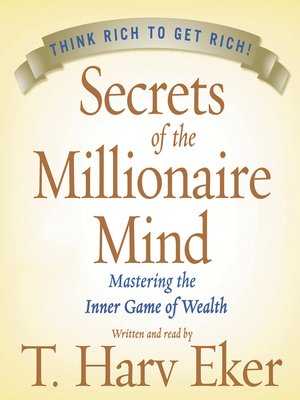 Cover of Secrets of the Millionaire Mind
