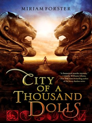 Click this cover for a(n) eBook sample of City of a Thousand Dolls.