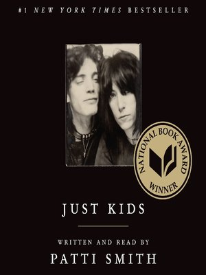 Click this cover for a(n) Audiobook sample of Just Kids