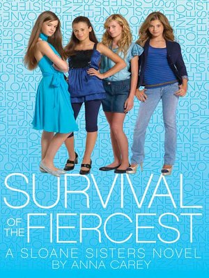 Click this cover for a(n) eBook sample of Survival of the Fiercest