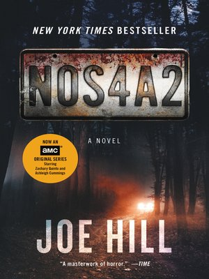 Click this cover for a(n) eBook sample of NOS4A2
