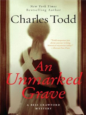 Click this cover for a(n) eBook sample of An Unmarked Grave