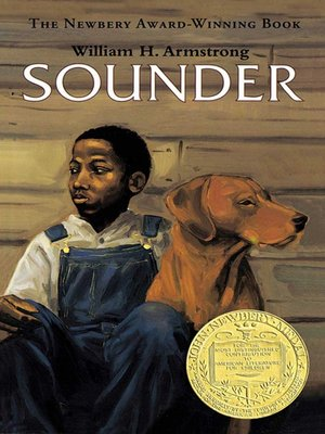 Click this cover for a(n) eBook sample of Sounder.