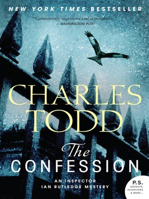 Cover of The Confession