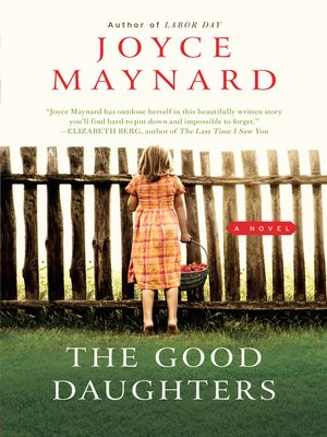 Cover of The Good Daughters