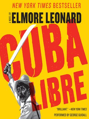 Click this cover for a(n) Audiobook sample of Cuba Libre
