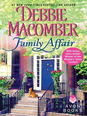 Click this cover for a(n) eBook sample of Family Affair + The Bet