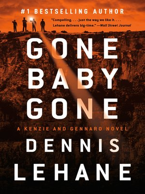 Click this cover for a(n) eBook sample of Gone, Baby, Gone.