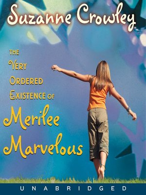 Click this cover for a(n) Audiobook sample of The Very Ordered Existence of Merilee Marvelous.