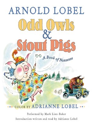 Cover of Odd Owls & Stout Pigs