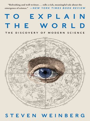 Cover of To Explain the World