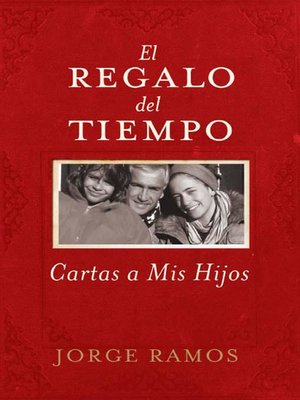 Click this cover for a(n) eBook sample of El Regalo del Tiempo.
