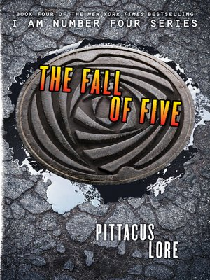 Click this cover for a(n) eBook sample of The Fall of Five