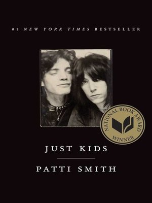 Click this cover for a(n) eBook sample of Just Kids.