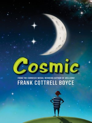 Click this cover for a(n) eBook sample of Cosmic