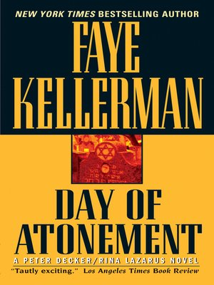 Click this cover for a(n) eBook sample of Day of Atonement.