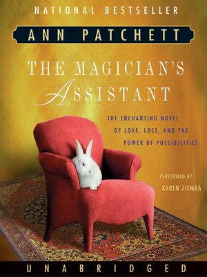 Click this cover for a(n) Audiobook sample of The Magician's Assistant.