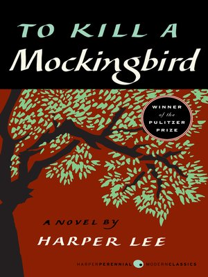 Click this cover for a(n) eBook sample of To Kill a Mockingbird