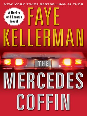 Cover of The Mercedes Coffin