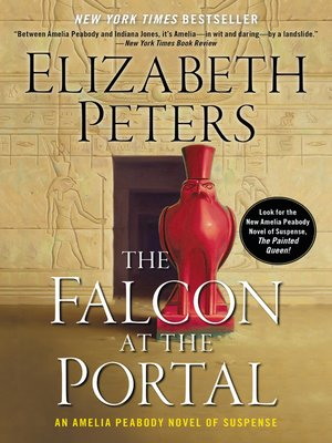 Click this cover for a(n) eBook sample of The Falcon at the Portal