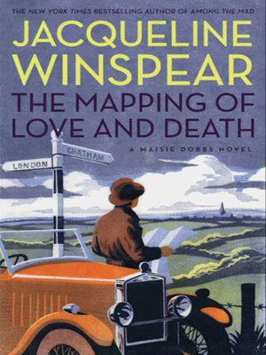Click this cover for a(n) eBook sample of The Mapping of Love and Death