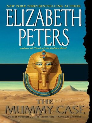 Cover of The Mummy Case