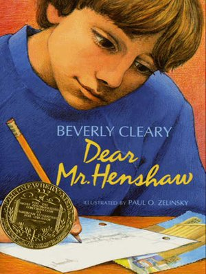 Click this cover for a(n) eBook sample of Dear Mr. Henshaw