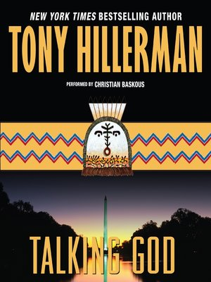 Click this cover for a(n) Audiobook sample of Talking God.
