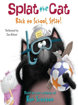 Back to School, Splat!