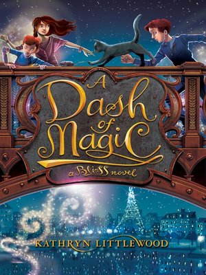 Click this cover for a(n) eBook sample of A Dash of Magic.
