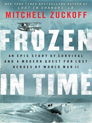 Click this cover for a(n) eBook sample of Frozen in Time