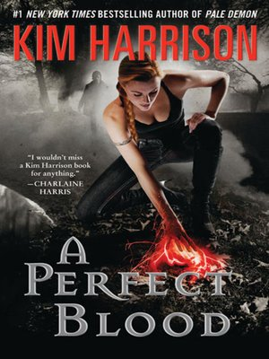 Click this cover for a(n) eBook sample of A Perfect Blood.
