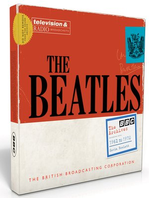 Click this cover for a(n) eBook sample of The Beatles