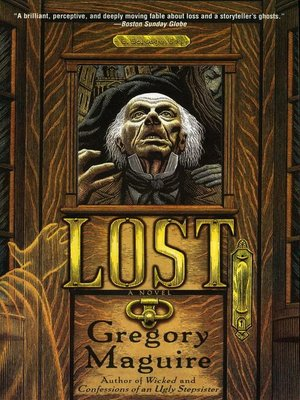 Click this cover for a(n) eBook sample of Lost.