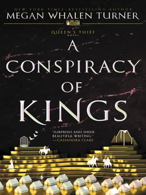 Click this cover for a(n) eBook sample of A Conspiracy of Kings.