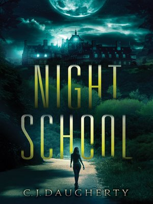 Click this cover for a(n) eBook sample of Night School.