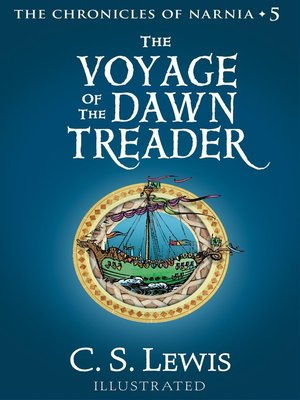 Click this cover for a(n) eBook sample of The Voyage of the Dawn Treader.