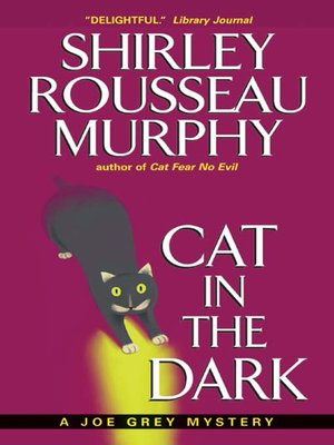 Click this cover for a(n) eBook sample of Cat in the Dark.
