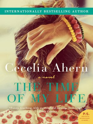 Click this cover for a(n) eBook sample of The Time of My Life