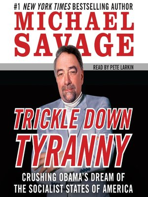 Cover of Trickle Down Tyranny