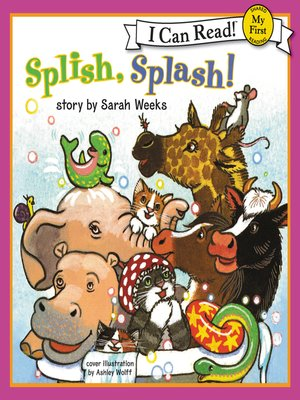 Click this cover for a(n) Audiobook sample of Splish, Splash!