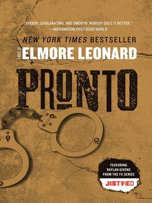 Click this cover for a(n) eBook sample of Pronto