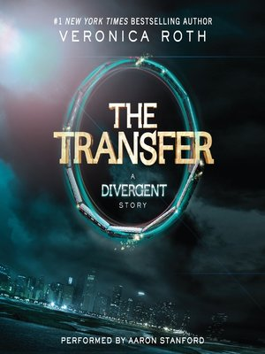 Click this cover for a(n) Audiobook sample of The Transfer