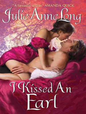 Click this cover for a(n) eBook sample of I Kissed an Earl.