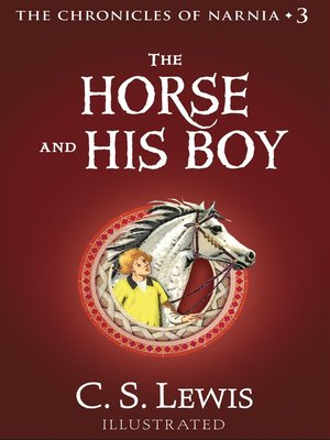 Click this cover for a(n) eBook sample of The Horse and His Boy