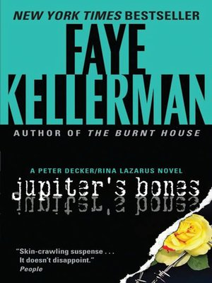 Cover of Jupiter's Bones