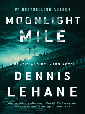 Click this cover for a(n) eBook sample of Moonlight Mile.