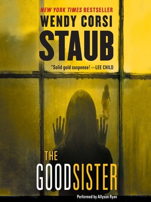 Cover of The Good Sister
