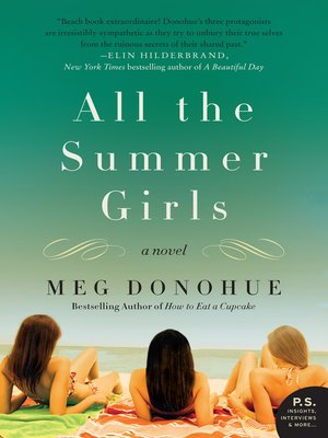 Click this cover for a(n) eBook sample of All the Summer Girls.