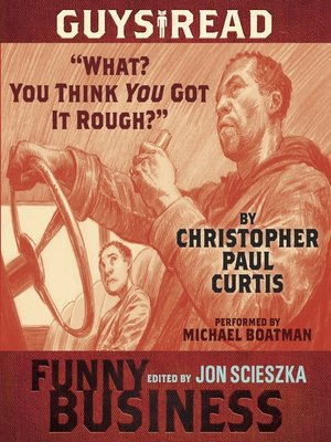 Click this cover for a(n) Audiobook sample of What? You Think You Got It Rough?